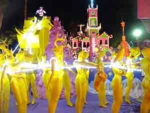 Robolights 2014 Palm Springs California