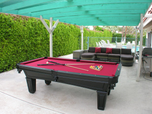 Vacation Home with Game tables