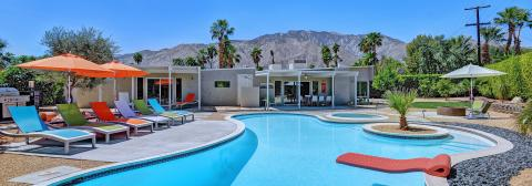 Palm Springs Annual Leasing Homes And Condos Oranj Palm
