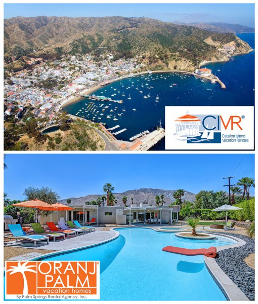 Oranj Palm And Catalina Island Vacation